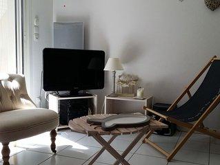 Appartement à 200 m des 2 plus belles plages de Carnac