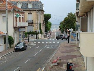 Maison Arcachonnaise centre ville d'Arcachon proche plage et commerces