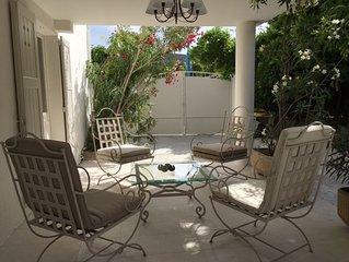 Villa 300 mètres des plages de sable, quartier résidentiel Mandelieu la Napoule