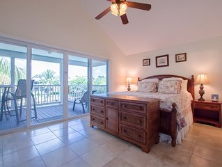 3 Bedroom and 2.5 Bath Villa with 32' Private Dock ~ Village at Hawks Cay Villa