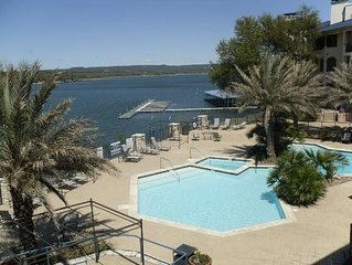 UNIT 1222 - 2 Bed 2 Bath on Lake Travis
