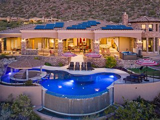 Exclusive & LUX, 6 BR, 4.5 BA, PRICELESS Views, Pool, Spa, Bikes, Resort Living!