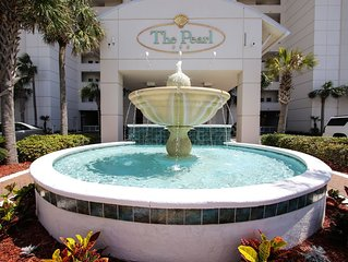 Great Deals On This Hidden Gem! Gulf Front Condo at The Pearl~Sleeps 8