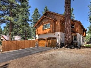 You Won't Want to Leave This Luxury Tahoe Retreat, alquiler de vacaciones en Kings Beach