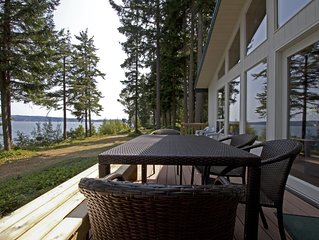 Gorgeous Waterfront Views & Wildlife-Friendly Woods