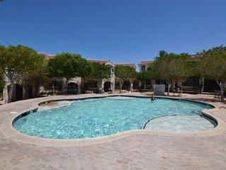 Private pool Hacienda Condo 17
