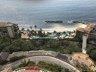 Garza Blanca Resort & Spa 2Bdrm/3Bath