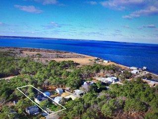 Lazy Point, 3BR/2BA, prv beach, family-friendly, no shares!