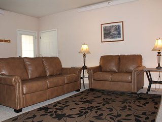 Spacious two bedroom condo centrally located in the Black Hills.