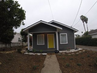 Cute, modern & newly updated 2 /1 centrally located cottage.