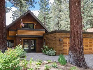Beautiful 3+3 home with 2 car garage. Centrally located in Mammoth Lakes, CA