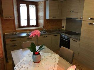 Condominio delle Alpi  - Campertogno -  a 10 minuti da Alagna
