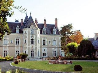 'Le Jardin', Chateau de Fontenay, Parc de 17 Ha avec Piscine et Tennis.