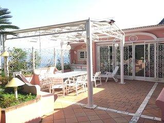 Villa Il Sigillo Capri centro