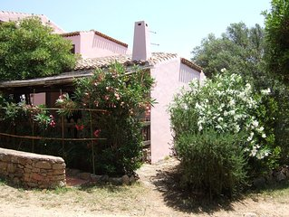 Appartamento in un  piccolo e tranquillo residence  immerso in un vasto giardino