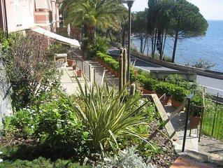 appartamento in villa Liberty di fronte al mare Cod Citra 008031-LT-0063