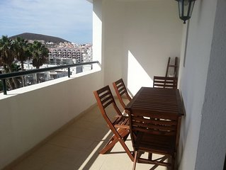 Brand new, 2 bedrooms,  2 balconies, WI FI, Apple TV, sea view, spacious