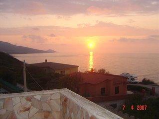 Appartamento in villa a 30 m dal mare