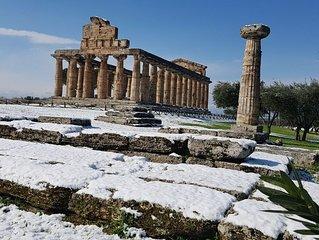 Paestum zona archeologica