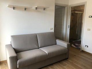 Appartamento nuovo, confortevole e intimo