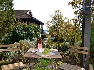 Überlinger Seerose - charmante Ferienwohnung am Bodensee