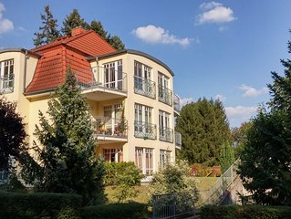 Maisonette-Ferienwohnung Seeblick II. Eine der schonsten Ecken von Bad Saarow!