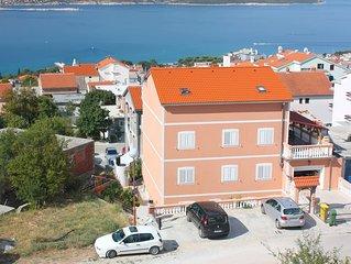 Villa Ivona in Meernahe, familienfreundlich,  Meerblick, gute Ausstattung