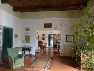 The Writer's House. Historische Altstadt Itri.In 20 Min zum Strand von Sperlonga