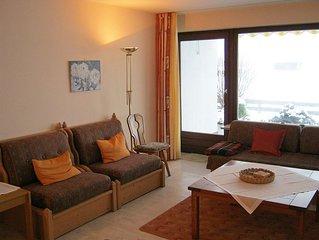 Gemütliche, zentrumsnahe Ferienwohnung mit Traum-Panorama-Terrasse