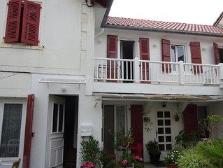 Appartement 2 chambres de standing dans maison basque BIARRITZ