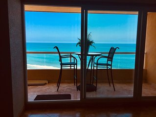 Rosarito Beach Ocean Front Spectacular 180 degrees of Views of the Pacific