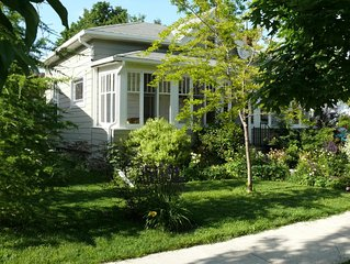 A Heritage Cottage in Beautiful Downtown Goderich