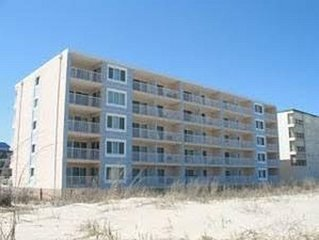 OCEAN FRONT CONDO reflects Pride of Ownership! Enjoy Beautiful Sunrises!