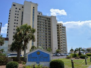 Beachfront 3 BR/3 Bath Condo in Ocean Isle Beach, NC