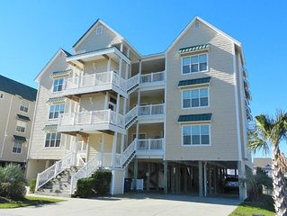 4 Bedroom/4 Bath Condo with Views to the Beach