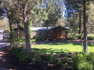 Mountain Retreat , Sisters Oregon