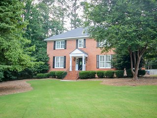 Beautiful Masters Golf Tournament Rental! Minutes from the course!