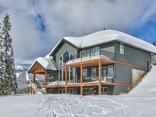 Lookout Ridge Chalet, A Modern 3,300 sq./ft. European Inspired Family Chalet