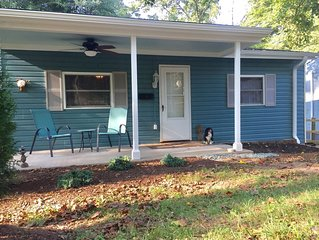 Quiet Comfy Cottage - Super Clean - Equipped for Comfort and Enjoyment!