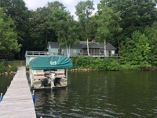 Beautiful Round Lake Property,  just outside of Garrison, MN
