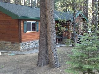 Le Petit Ponderosa at Lake Tahoe