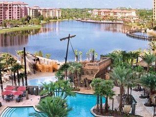 Wyndham Bonnet Creek - Between Typhoon Lagoon, Epcot and Caribbean Beach