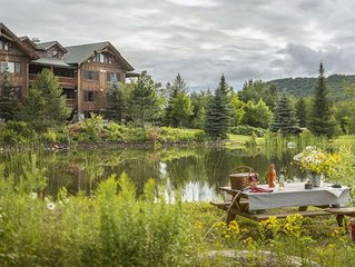 The Whiteface Lodge - Luxurious Rustic Accomodations!