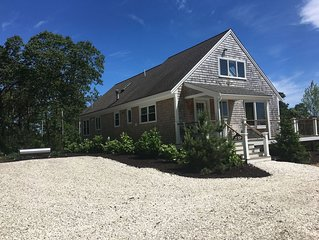 Adorable House Steps from Private Beach on Cape Cod Bay