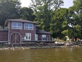 Hudson River Boathouse