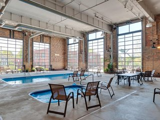 Large Downtown South Haven Loft - weekly rental