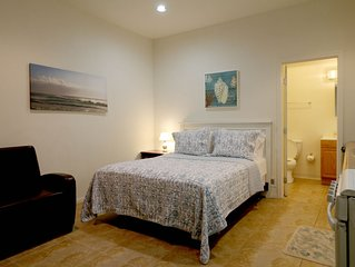 Steps to Sand Studio Apartment in Newport Beach