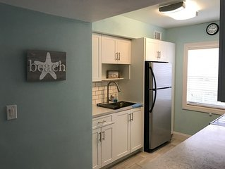 Beachside Townhouse Completely Renovated