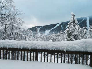 Quintessential family and friends ski house available Presidents Weekend