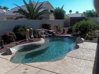 Pool Home in Golf Course Community close to River and Casinos